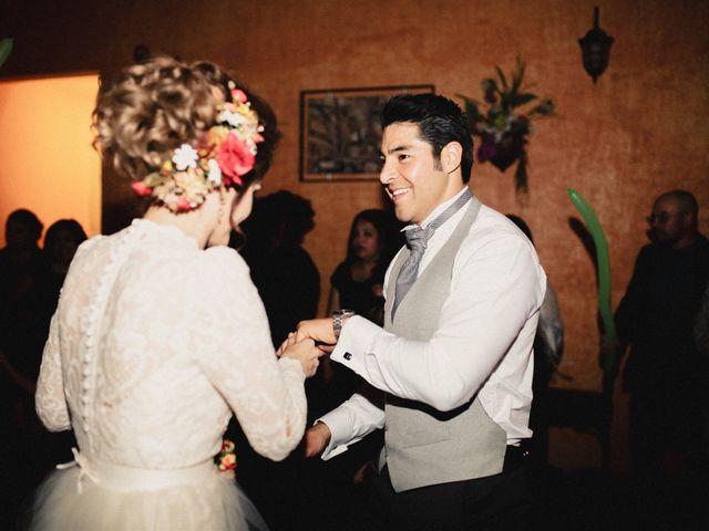 La boda de David y Nancy en San Julián, Jalisco 374