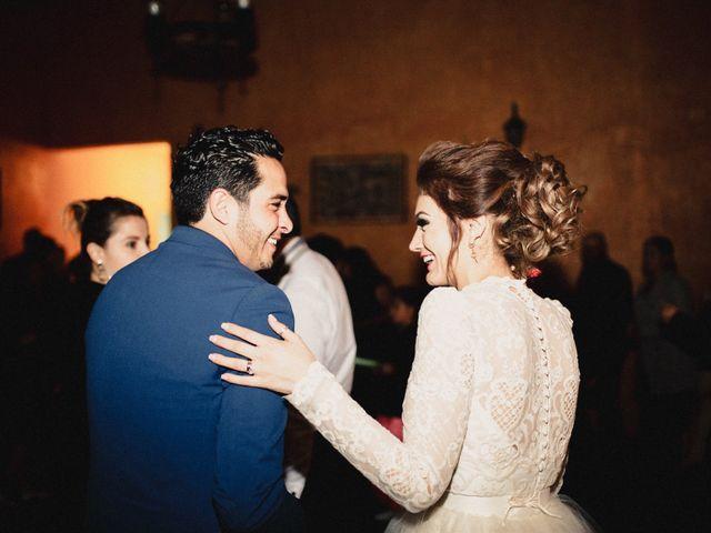 La boda de David y Nancy en San Julián, Jalisco 378