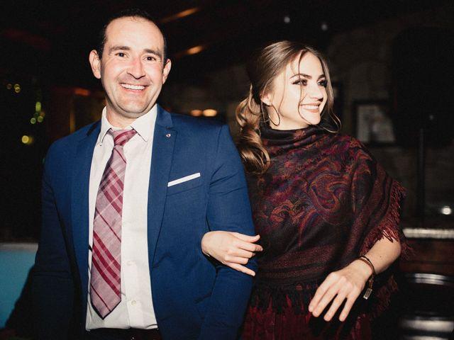 La boda de David y Nancy en San Julián, Jalisco 381