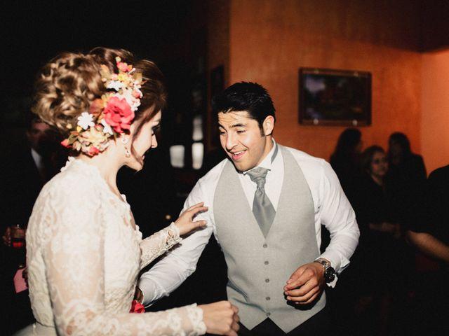 La boda de David y Nancy en San Julián, Jalisco 384