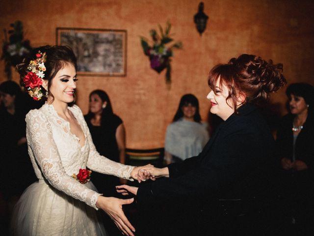 La boda de David y Nancy en San Julián, Jalisco 386