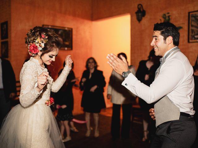 La boda de David y Nancy en San Julián, Jalisco 388