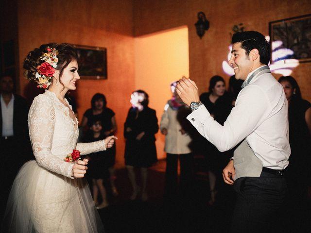 La boda de David y Nancy en San Julián, Jalisco 389