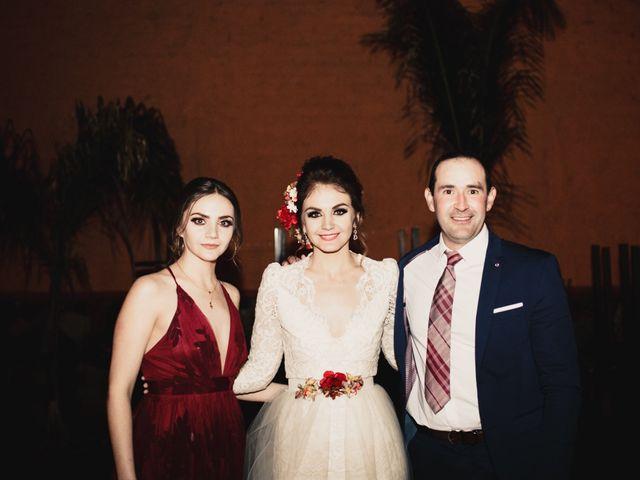 La boda de David y Nancy en San Julián, Jalisco 394
