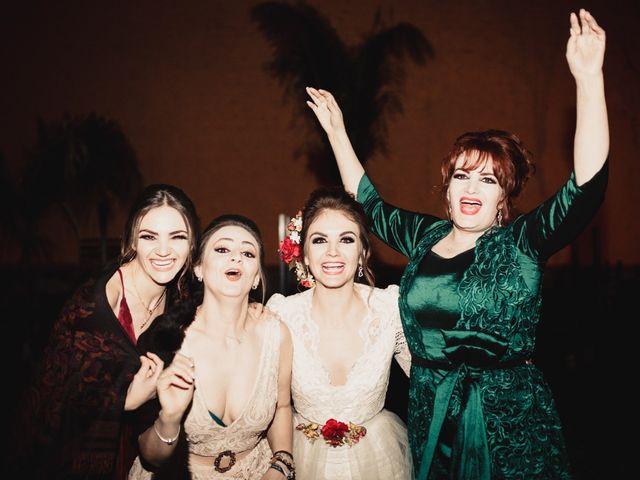 La boda de David y Nancy en San Julián, Jalisco 402