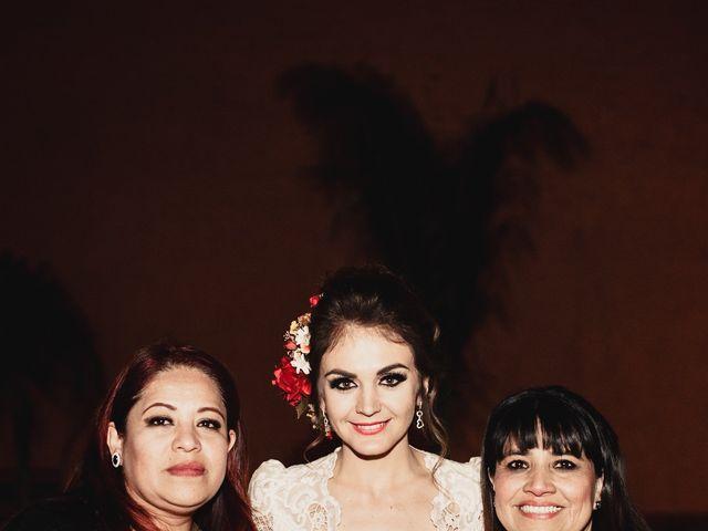 La boda de David y Nancy en San Julián, Jalisco 405