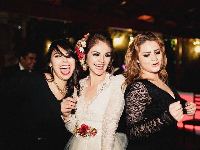 La boda de David y Nancy en San Julián, Jalisco 410