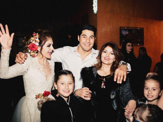 La boda de David y Nancy en San Julián, Jalisco 412