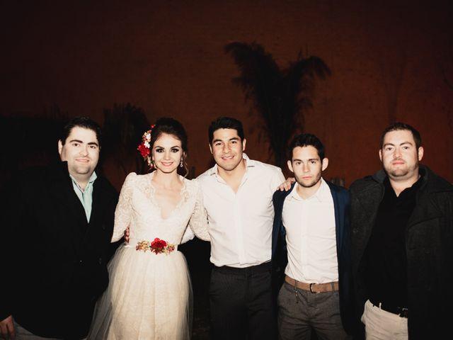 La boda de David y Nancy en San Julián, Jalisco 414