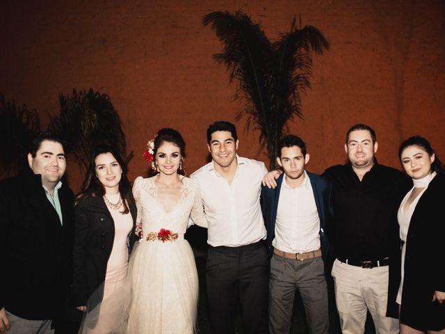 La boda de David y Nancy en San Julián, Jalisco 415