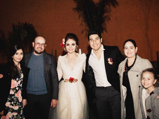 La boda de David y Nancy en San Julián, Jalisco 416