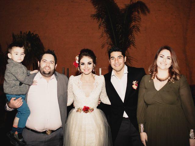 La boda de David y Nancy en San Julián, Jalisco 417