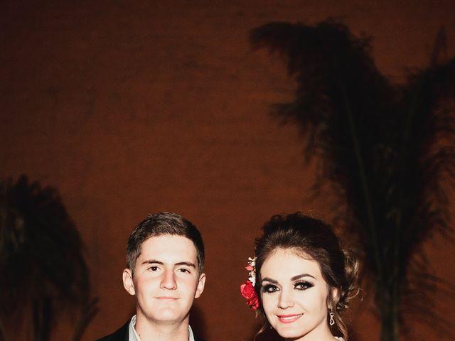 La boda de David y Nancy en San Julián, Jalisco 418