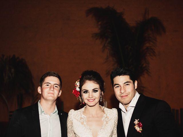 La boda de David y Nancy en San Julián, Jalisco 419