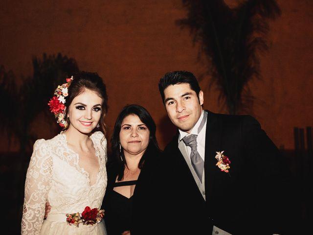 La boda de David y Nancy en San Julián, Jalisco 420