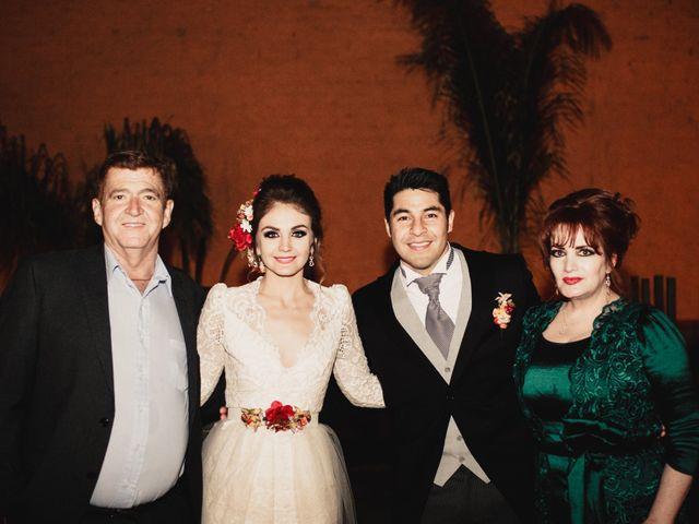 La boda de David y Nancy en San Julián, Jalisco 422