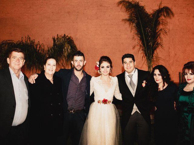 La boda de David y Nancy en San Julián, Jalisco 423