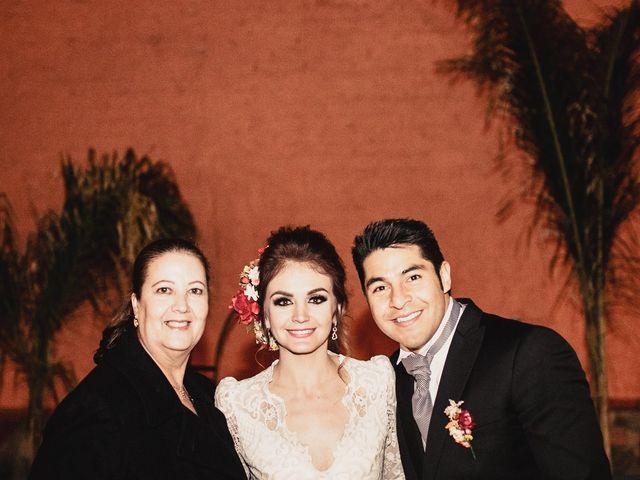 La boda de David y Nancy en San Julián, Jalisco 424