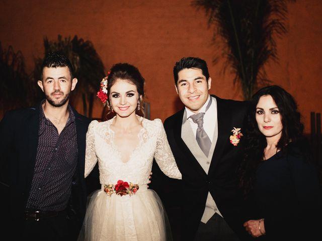 La boda de David y Nancy en San Julián, Jalisco 425