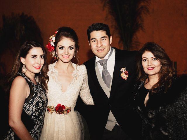 La boda de David y Nancy en San Julián, Jalisco 426