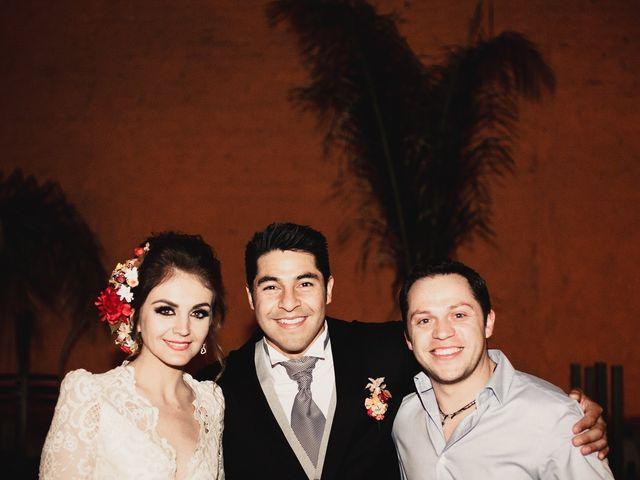 La boda de David y Nancy en San Julián, Jalisco 427