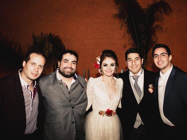 La boda de David y Nancy en San Julián, Jalisco 428