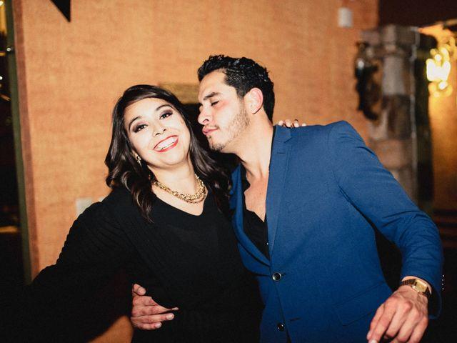 La boda de David y Nancy en San Julián, Jalisco 441