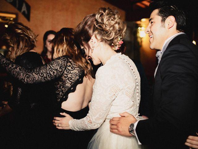 La boda de David y Nancy en San Julián, Jalisco 465