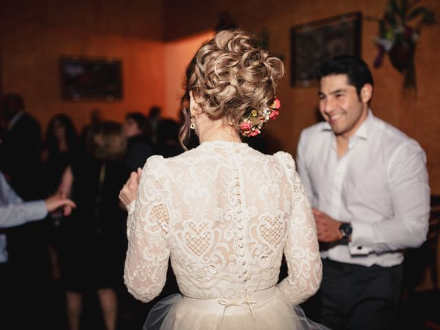 La boda de David y Nancy en San Julián, Jalisco 475