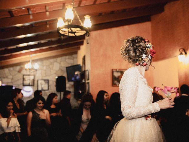 La boda de David y Nancy en San Julián, Jalisco 487
