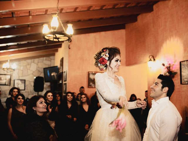 La boda de David y Nancy en San Julián, Jalisco 496