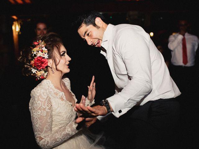 La boda de David y Nancy en San Julián, Jalisco 506