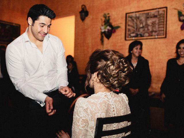 La boda de David y Nancy en San Julián, Jalisco 509