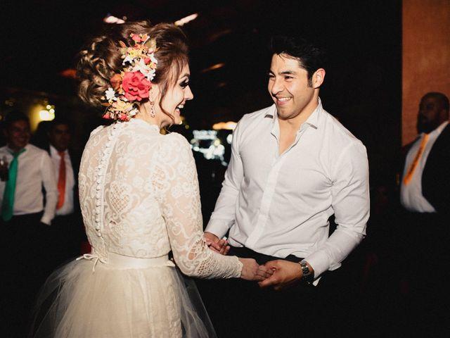 La boda de David y Nancy en San Julián, Jalisco 515