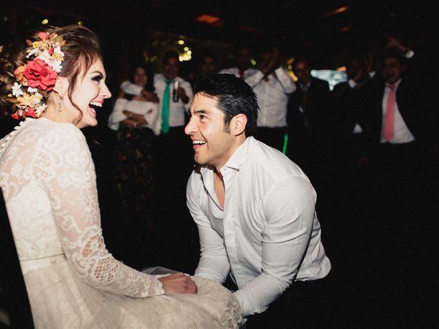 La boda de David y Nancy en San Julián, Jalisco 516
