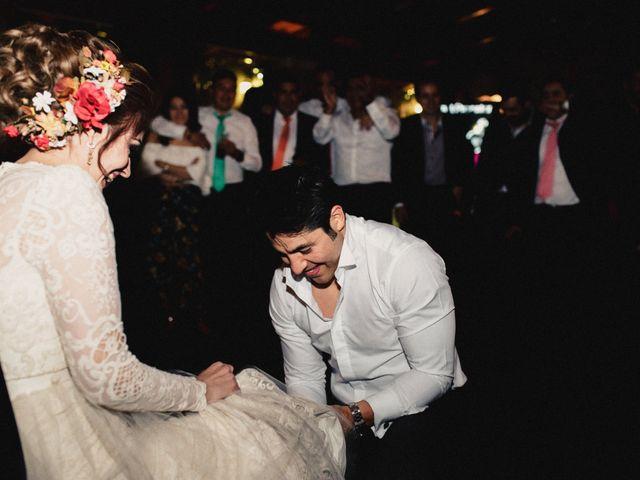 La boda de David y Nancy en San Julián, Jalisco 517