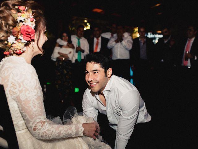 La boda de David y Nancy en San Julián, Jalisco 518