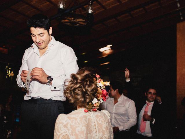 La boda de David y Nancy en San Julián, Jalisco 520