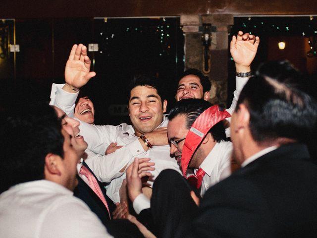 La boda de David y Nancy en San Julián, Jalisco 533