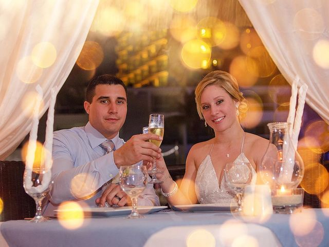 La boda de Casandra y Chris