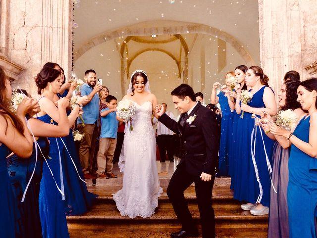 La boda de Perla  y Kevin