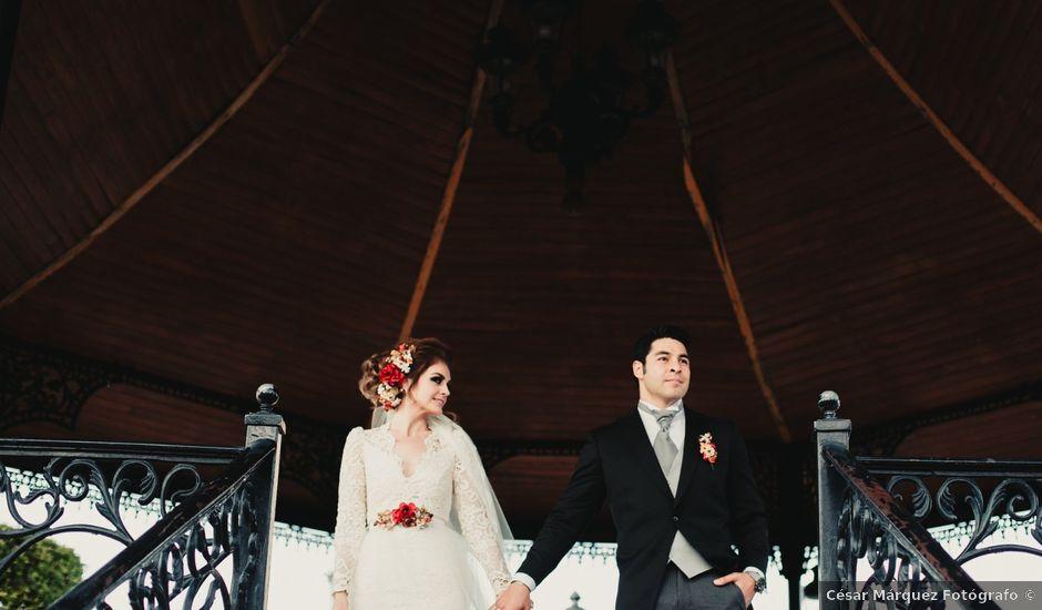 La boda de David y Nancy en San Julián, Jalisco
