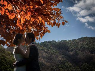 La boda de Rossana y Juan Carlos 1