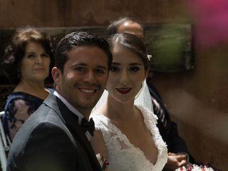 La boda de Rossana y Juan Carlos