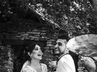 La boda de Erika y Omar