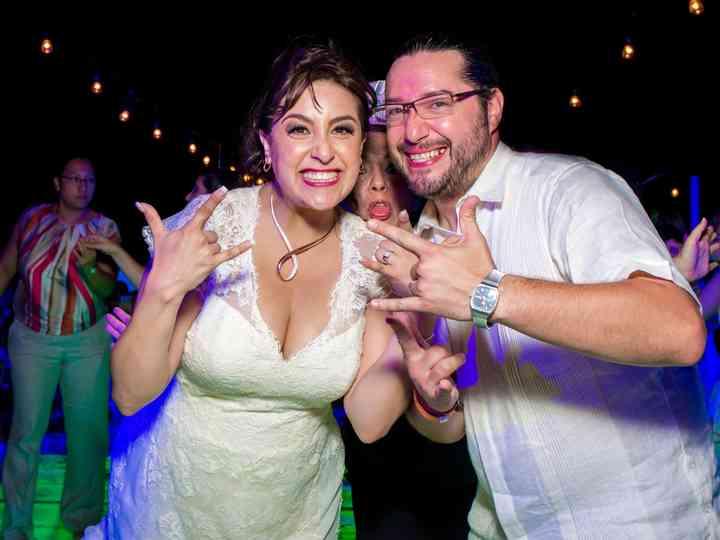 La boda de Karla y Gabriel