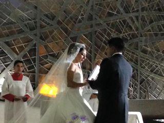 La boda de Ceci y Javier 1