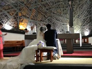La boda de Ceci y Javier 2