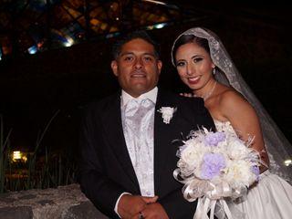 La boda de Ceci y Javier