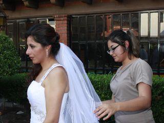 La boda de Lisette y Andres 1